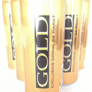 Gold Exclusive Drink 24 Karat