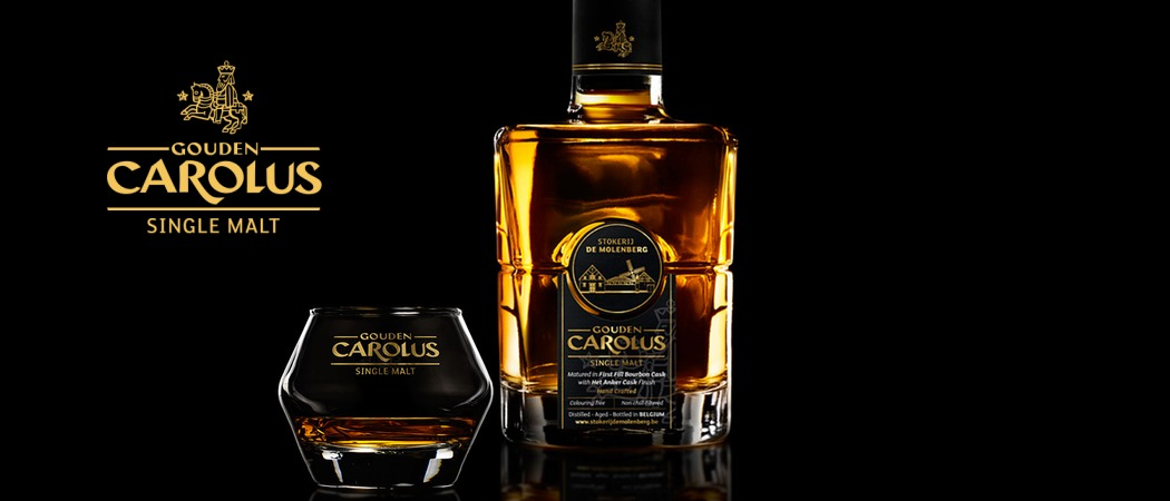 Gouden Carolus Malt Whisky from www.drinks-snacks.com