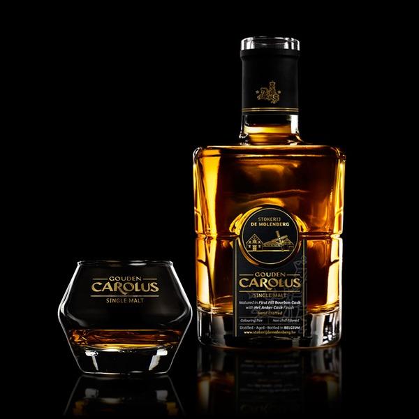 Gouden Carolus Malt Whisky from Belgium