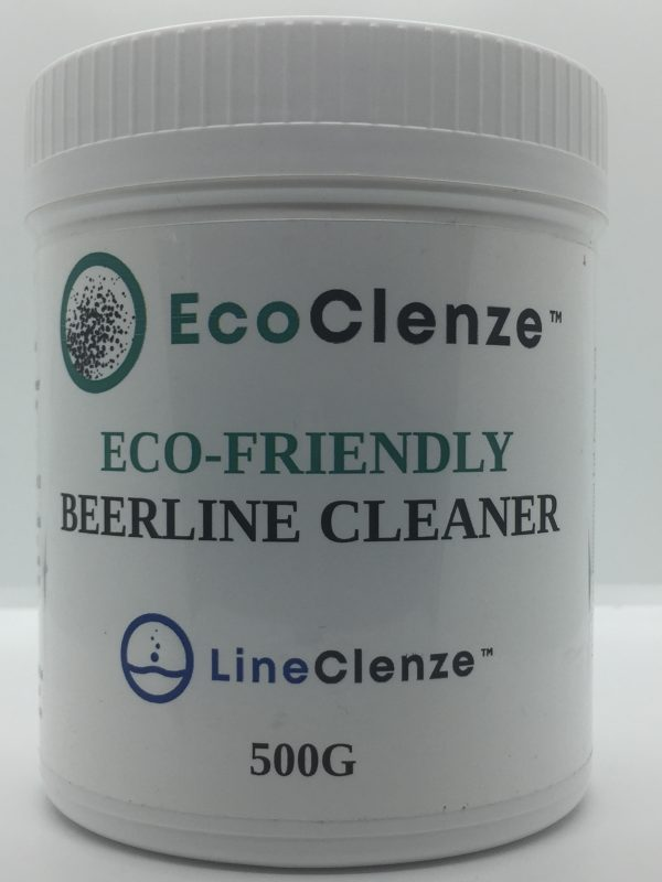 EcoClenze | LineClenze | Beer/Wine Equipment Cleaning Powder